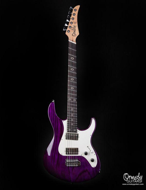 CustomShop - Genesis Trans Purple