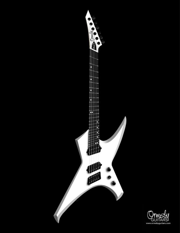 PRE-ORDER Metal X GTR Run 16 - Ermine White